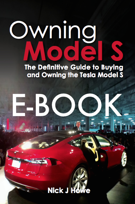 Owning Model S e-book
