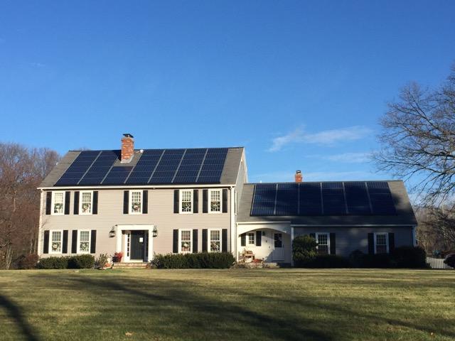 Solar Installed