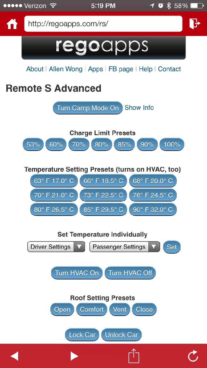 Remote S Advanced