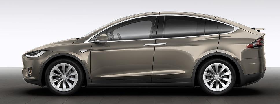 Model X Titanium