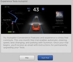 Autopilot Trial
